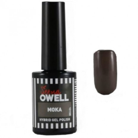 Moka - Hybrid Nail Polish 15 ml