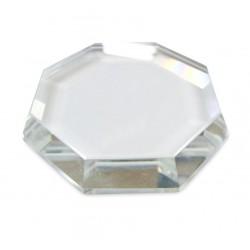 Cristal para Pegamento de Extensiones de Pestañas