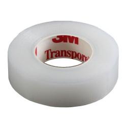 Fita 3M hipo-alergênica Transpore de 13 mm.