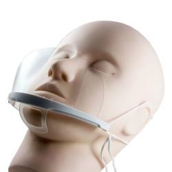 Rigid protection mask