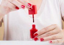 tips para evitar las burbujas en el esmalte de uñas